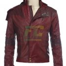 Free Shipping Guardians of the Galaxy Vol.2 Peter Quill Star-Lord Cosplay Costume Only Jacket