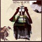Free Shipping  SINoALICE Alice Snow White Snow White Cosplay Costume