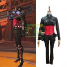 Free Shipping Overwatch Widowmaker Noire Skin cosplay costume Halloween Christmas Event