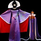 Free Shipping Snow White Evil Queen Dress Cosplay Costume Custom Made