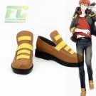 Free Shipping Mystic Messenger 707 Cosplay Shoes Custom Made