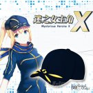Free Shipping Fate Grand Order Figure Heroine X Cosplay Cap Hat