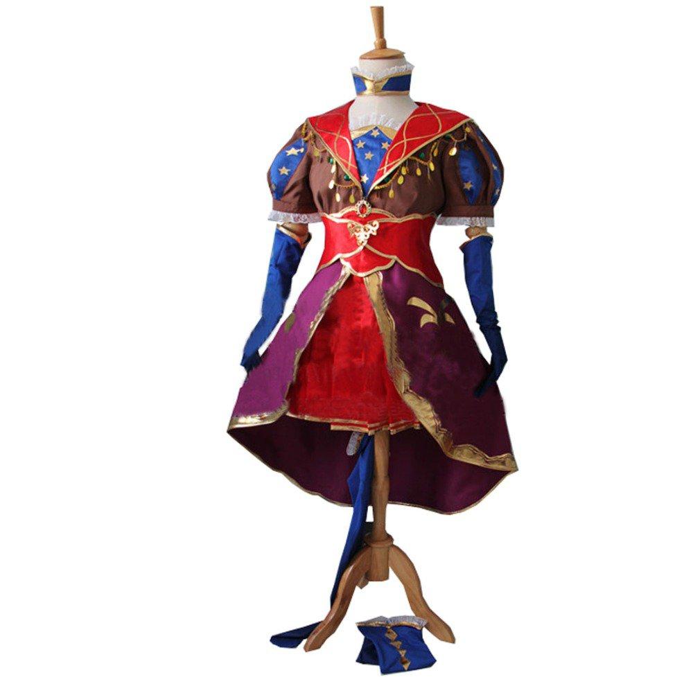 Free Shipping Fate Grand Order Leonardo Da Vinci Cosplay Costume