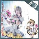 Free Shipping Lovelive!! Bouquet Hand Flower Awaken Kotori Minami   cosplay costume Lolita Dress