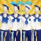 Ensemble Stars rabits Nazuna Nito Tomoya Mashiro Hajime shino Mitsuru Tenma Sailor Cosplay Costume
