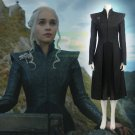 Free Shipping Daenerys Targaryen cosplay costume custom made Dress Game of Thrones Season 7
