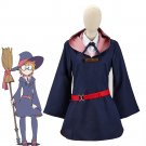 Free ShippingLittle Witch Academia Lotte Yanson Dress Uniform Outfit Anime Cosplay Costumes