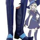 Free Shipping Little Witch Academia Ursula Callistis Shiny Chariot Cosplay Shoes Custom Made Boots