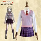 Free Shipping Danganronpa V3 Akamatsu kaede Cosplay Costume