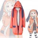 Free Shipping Kakegurui Compulsive Gambler Runa Yomozuki Hoodie Cosplay Costume