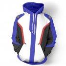 Free Shipping Overwacth solider 76 Hoodie Men's Women Hoodies Sweatshirts Casual Jacket