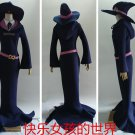 Free Shipping Little Witch Academia Lotte Yanson Dress Uniform Outfit Anime Cosplay Costumes