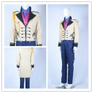 Free Shipping Frozen Prince Hans Cosplay Costume
