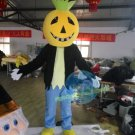 Free Shipping Halloween Pumpkin mascot costume  for Birthday Party and Wedding Party