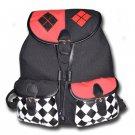 Free Shipping Harley Quinn Knapsack Backpack Shoulder Bags School Travel Satchel Rucksack