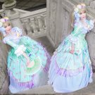 Free Shipping Lovelive Ball Gown Minami Kotori Cosplay Costume Party Palace Full Dress