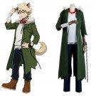 Free Shipping My Boku no Hero Academia Cosplay Costume Katsuki Bakugou Halloween