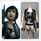 Free Shipping Final Fantasy VII 7 Yuffie Kisaragi Cosplay Costume