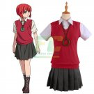 Free Shipping The Ancient Magus Bride Hatori Chise Cosplay Costume Mahoutsukai no Yome