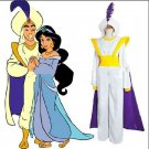 Free Shipping Aladdin Lamp Prince Aladdin Cosplay Costume Custom Made