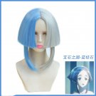Free Shipping Land of the Lustrous Houseki no Kuni Euclase Cosplay Full Wigs