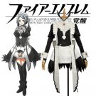 Free Shipping Fire Emblem If Felicia Maid Dress Fancy Lovely Cosplay Costume Custom Made