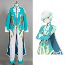 Free Shipping Aselia the Tales of Zestiria Mikleo Outfit Cosplay Costume