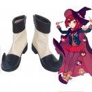 Free Shipping Danganronpa V3 Dangan ronpa Yumeno Himiko magician Cosplay Shoes Boots