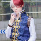 Free Shipping Boku no Hero Akademia Shouto Todoroki Prince My Hero Academia Cosplay Costume