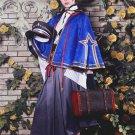 Free Shipping Rozen Maiden Souseiseki 15th Anniversary Taisho Kimono cosplay costume