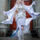 Free Shipping Rozen Maiden Kirakishou 15th Anniversary Taisho Kimono Rose Dresscosplay costume