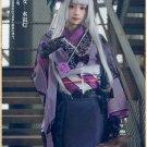 Free Shipping Rozen Maiden Suigintou 15th Anniversary Taisho Kimono Cosplay Costume