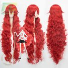 Free Shipping Land of the Lustrous Padparadscha Synthetic Hair Cosplay Wigs Heat Resistance Fiber