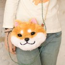 Free Shipping Shiba Inu Doge plush pocket bag shoulder bag