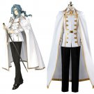Free Shipping Fate Apocrypha Cosplay FA Darnic Prestone Yggdmillennia TYPE-MOON Cosplay Costume