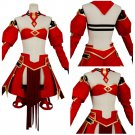 Free Shipping Fate Grand Order Astolfo Costume Fate Apocrypha Saber of Red Mordred Cosplay Costume