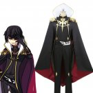 Free Shipping Code Geass: Akito the Exiled Julius Kingsley Cosplay Costume