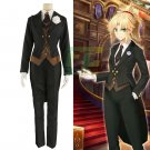 Free Shipping  FATE/Apocrypha Fate Grand Order Mordred Cosplay Costume Custome