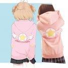 Free Shipping Card Captor Sakura Sakura Magic Comic Hoodies Sweater