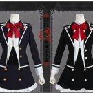 Free Shipping DIABOLIK LOVERS Yui Komori Cosplay Costume School Uniform
