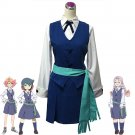 Free Shipping Little Witch Academia Amanda Oniru Yasuminka Antonenko Uniform Outfit Cosplay Costumes