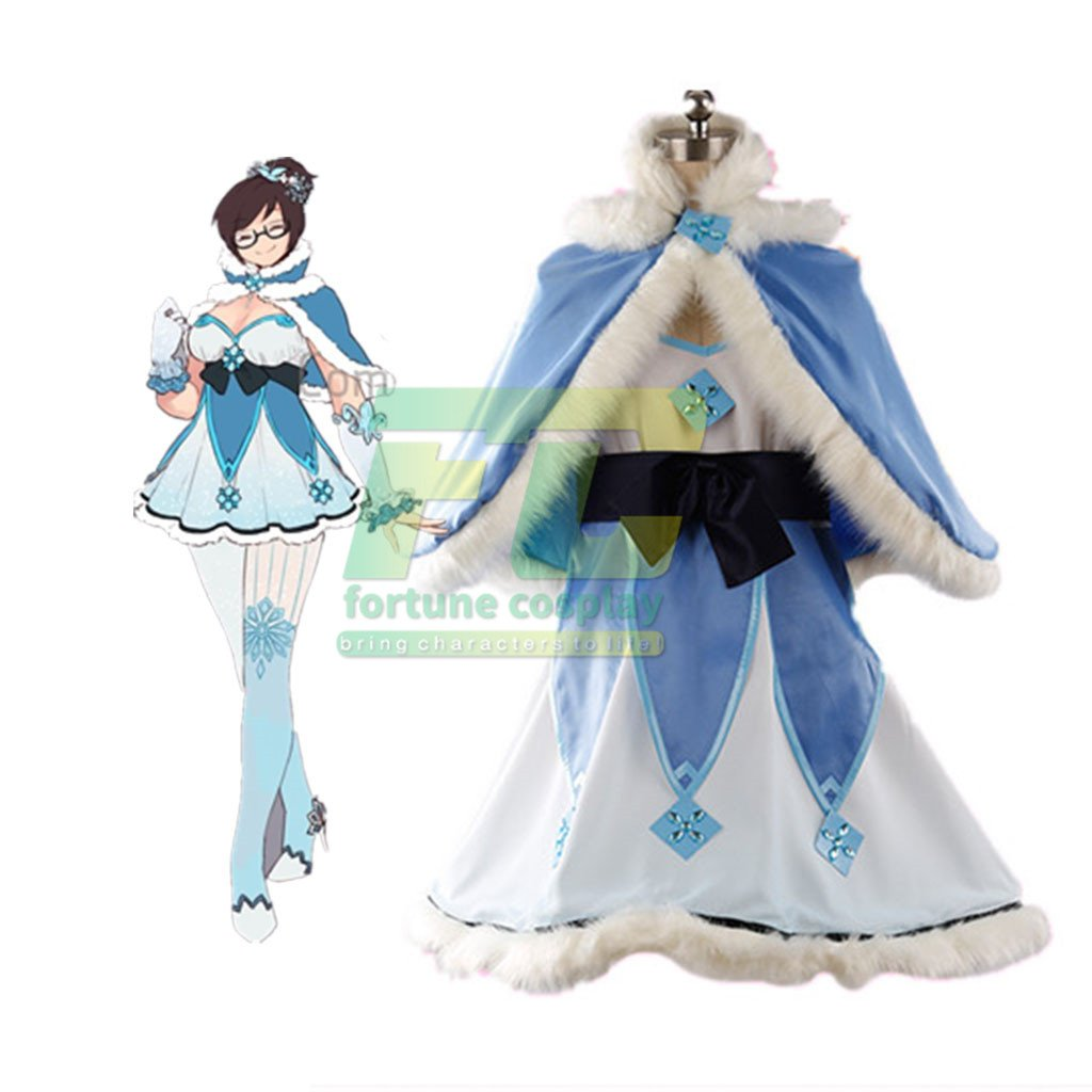 magical girl cosplay Mei
