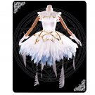 Free Shipping Cardcaptor Sakura Kinomoto Sakura Clear Card OP Dress War of Dream Cosplay costumes