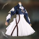 Free Shipping Violet Evergarden Cosplay Costume Dress
