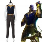 Free Shipping  Avengers:Infinity War Thanos Cosplay Costume full set