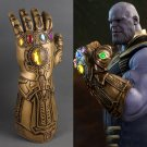 Free Shipping Thanos Infinity Gauntlet Avengers Infinity War LED Gloves Cosplay Superhero Props