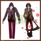 Free Shipping Angels of Death Cosplay Isaac Foster  Cosplay Costume