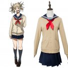 Free Shipping Boku no Hero Akademia Cosplay My Hero Academia Himiko Toga Cosplay Costume
