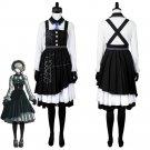 Free Shipping Danganronpa V3: Killing Harmony Kirumi Tojo Cosplay Costume Maid Dress