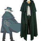 Free Shipping FGO Fate Grand Order Monte Cristo Edmond Dantes Cosplay Costume Custom Made